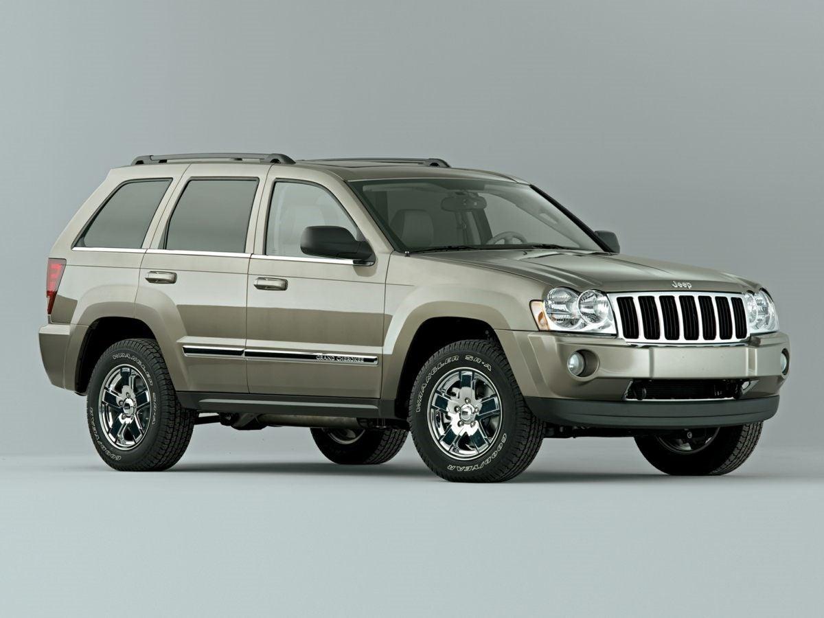 2006 Jeep Grand Cherokee Laredo Hartville Oh Canton Youngstown Warren Ohio 1j4gr48k96c323630